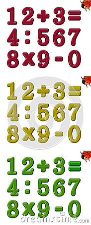 Numbers kids