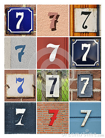 Numbers Seven