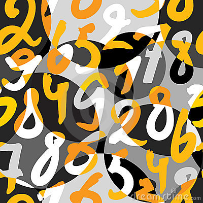 Numeral pattern