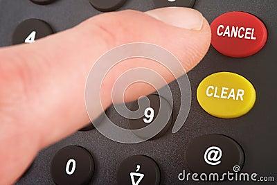 Numeric keypad input