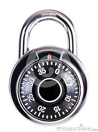 Numerical lock