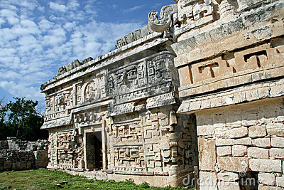 The Nunnery-Chichen Itza