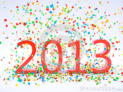 Nuovo anno 2013
