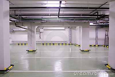 Nuovo parcheggio sotterraneo