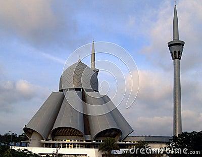 An nur Jamek Mosque