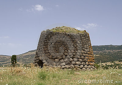 Nuraghe Santa Sabina