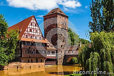 Nuremberg, Duitsland
