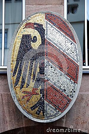 Nuremberg, Germany coat of arms