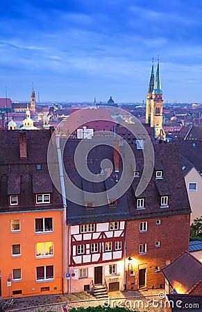 Nuremberg (Nürnberg), Germany.