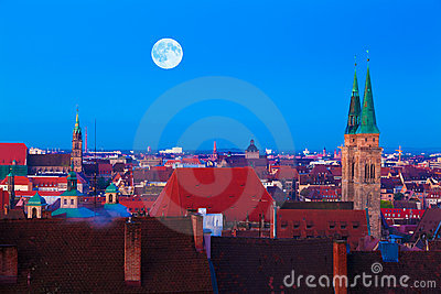 Nuremberg (Nürnberg), Germany