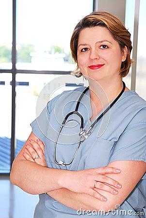 Free Nurse Royalty Free Stock Photos - 3189118