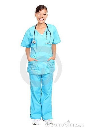 Free Nurse Career Royalty Free Stock Images - 18273449