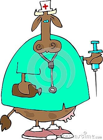 Nurse Cow