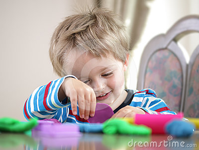 Nursery school play