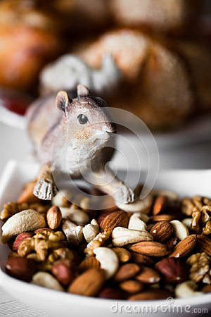 Nut mix