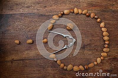 Nut Pacman