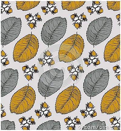 Nut pattern
