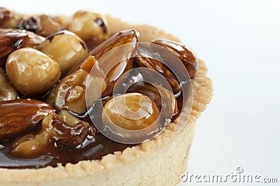 Nut pie