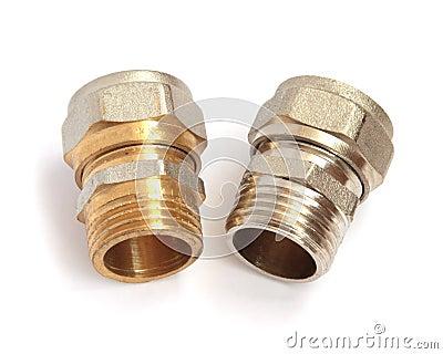 Nut plumbing