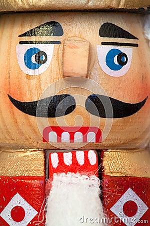 Free Nutcracker Face Royalty Free Stock Photos - 27826348