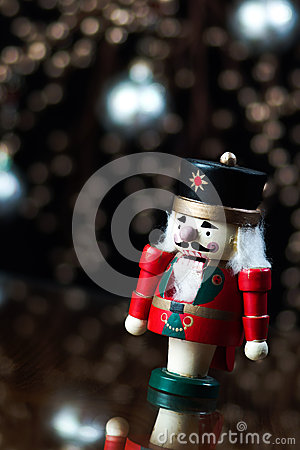 Nutcracker Holiday Background