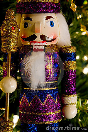 Nutcracker king, wood toy