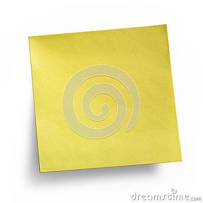Nutowy kleisty kolor żółty