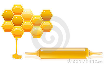 Nutrition supplements honey
