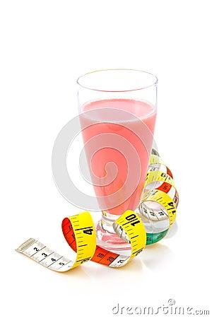 Nutritious diet milkshake