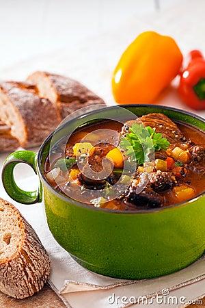 Nutritious winter casserole