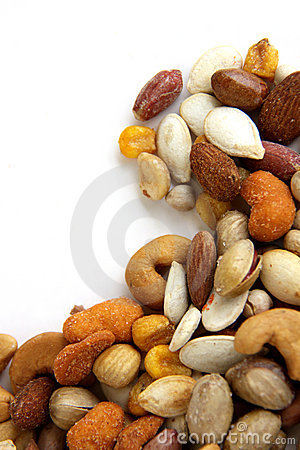 Free Nuts Royalty Free Stock Photo - 15984515