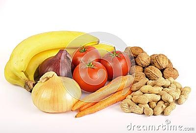 овощи плодоовощ еды здоровые nuts