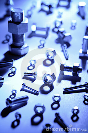 Free Nuts And Bolts Stock Photos - 2437093