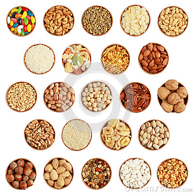 Free Nuts And Dried Fruits Stock Photos - 42313473
