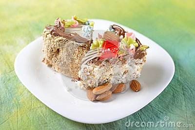 Nuts Cake