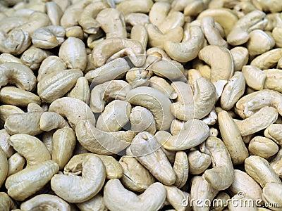 Nuts cashew,