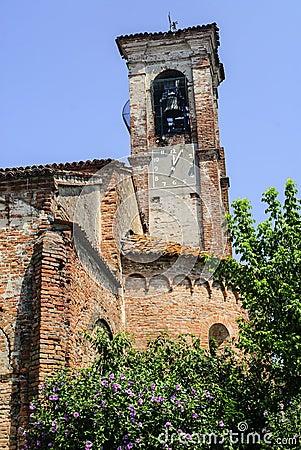 Nuvolato (Italy), ancient church