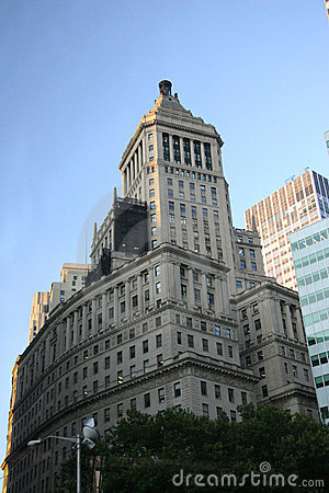 NY City Building