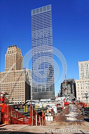 NY - ground zero
