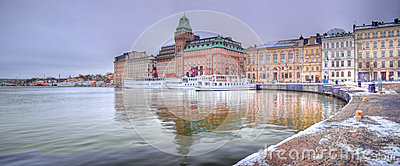 Nybrokajen, Stockholm - Sweden