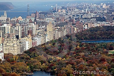 NYC: Central Park & Upper West Side View