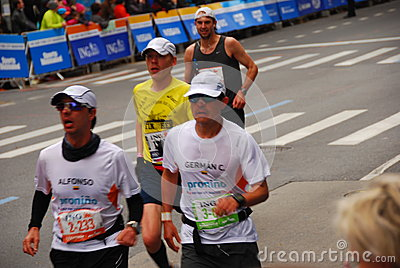 NYC Marathon 2013 Editorial Image