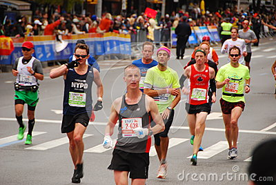 NYC Marathon 2013 Editorial Photography
