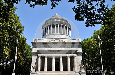 NYC: Monumento nazionale della tomba del Grant
