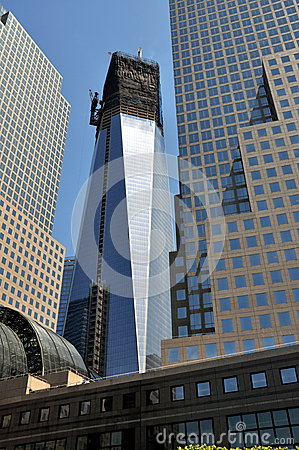 NYC:  One World Trade Center Tower