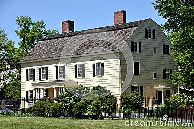 NYC: Rey 1750 de Rufus Manor Museum