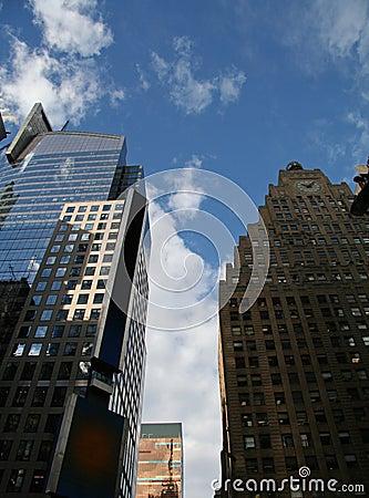 Free NYC Skyline Stock Photo - 394810