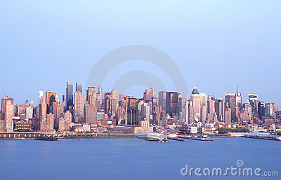NYC Skyline 4