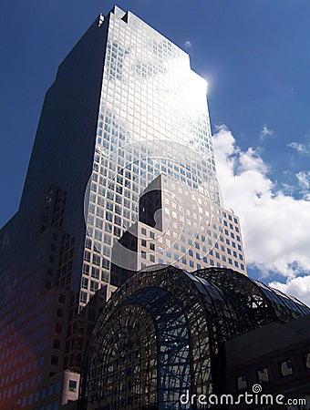 Free NYC Skyscraper Royalty Free Stock Image - 84726