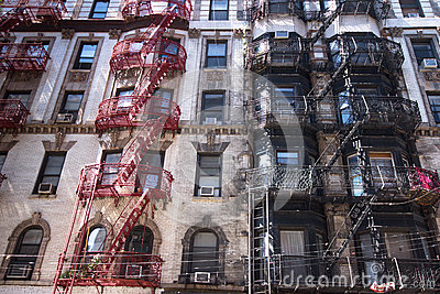 NYC Tenements Apartments